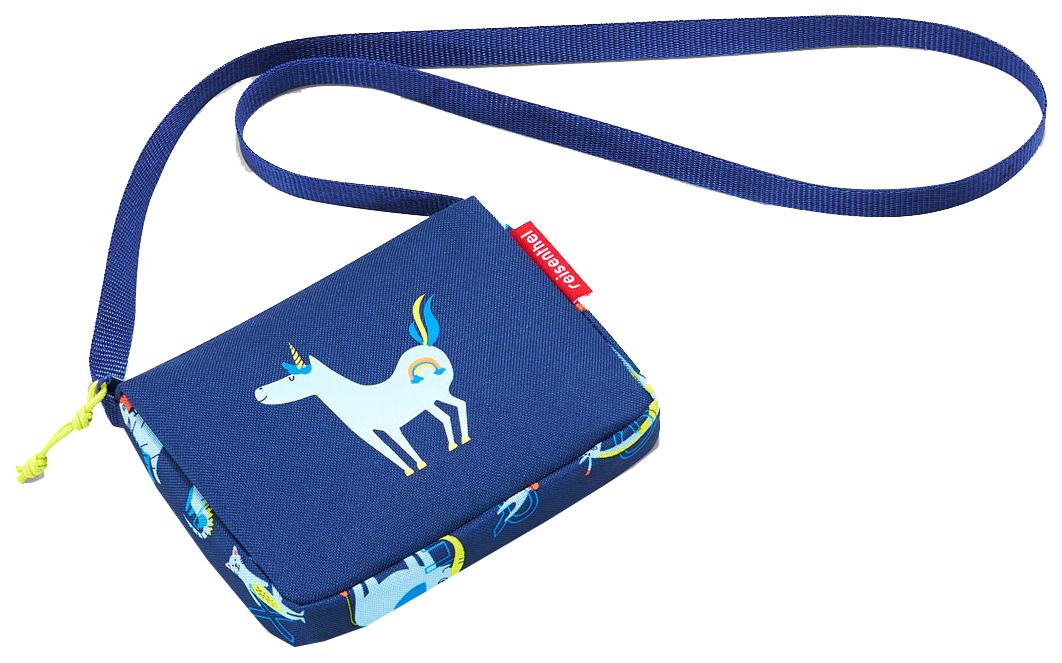 Купить Сумка детская itbag ABC friends blue Reisenthel для девочек Синий JA4066, Детские сумки
