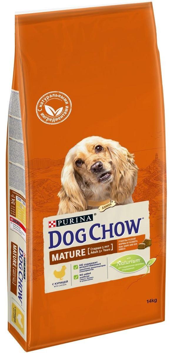 DOG CHOW MATURE ADULT