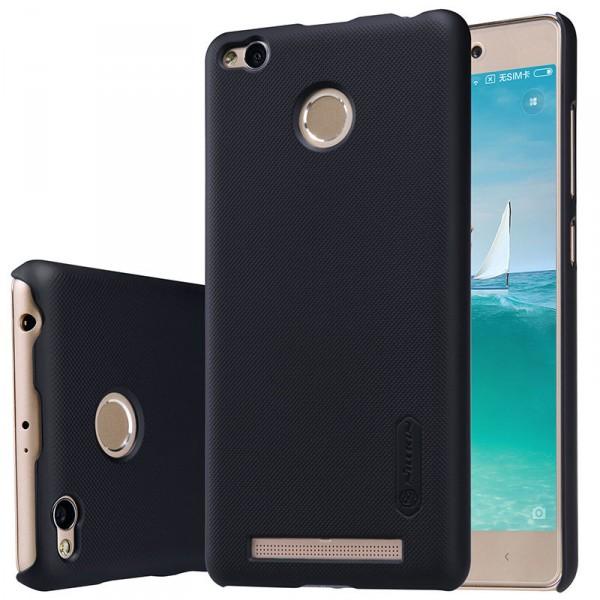 Чехол Nillkin Matte для Xiaomi Redmi 3 Pro / Redmi 3s Black