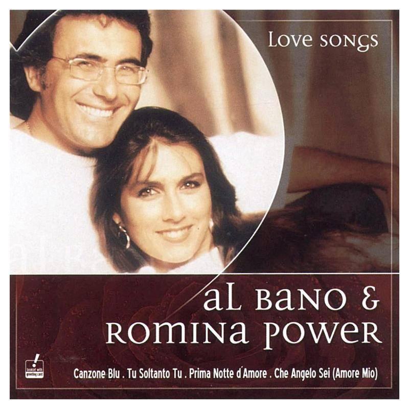 Bano, Al / Power, Romina Love Songs Медиа