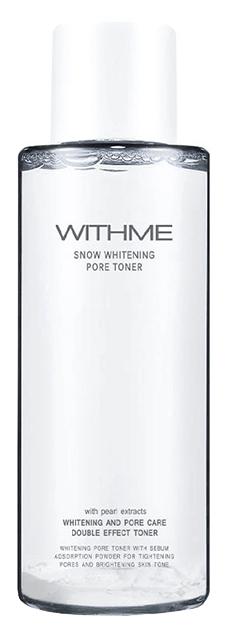 Купить Тонер Withme Snow Whitening Pore Toner 500 мл, EVAS
