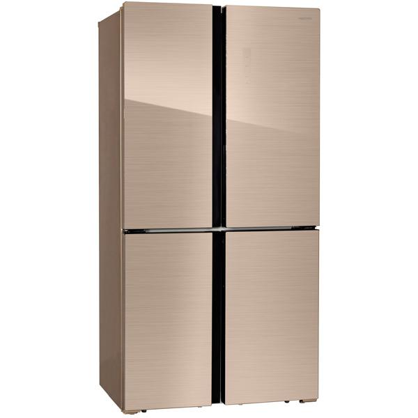 Холодильник Hiberg RFQ 500DX NFYM