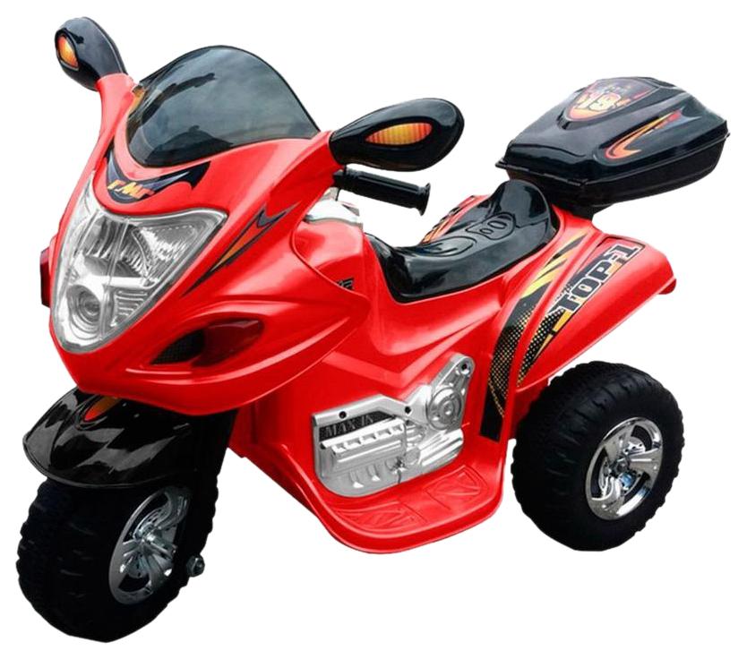Купить CHINA BRIGHT PACIFIC Скутер на аккумуляторе, красный HL-238R, Электромотоциклы детские
