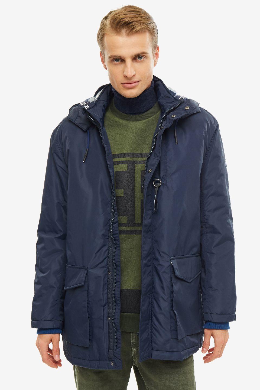 Куртка мужская Pepe Jeans PM402143.594 синяя XL