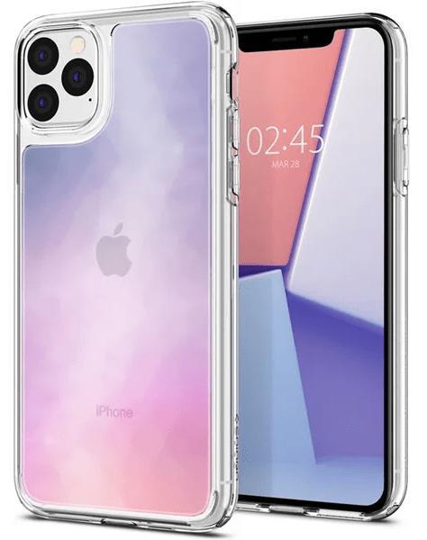 Чехол Spigen Crystal Hybrid Quartz 075CS27063 для iPhone 11 Pro Max
