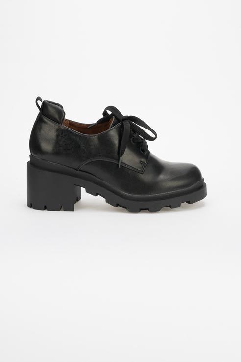 Ботинки женские Betsy черные 39 RU