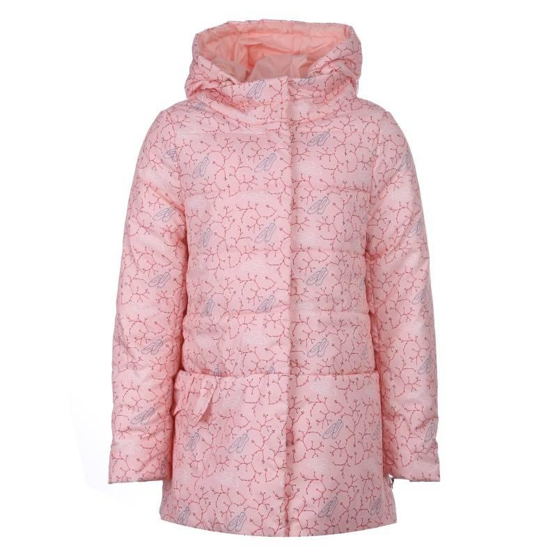 Купить 634, Куртка Барышня Emson, цв. розовый, 146 р-р, Куртки для девочек