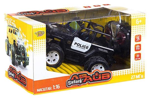 Купить Машина на радиуоправлении полиция сафари драйв масштаб, 1:16 Shаntоu Gераi М81626, Shantou Gepai, Радиоуправляемые машинки