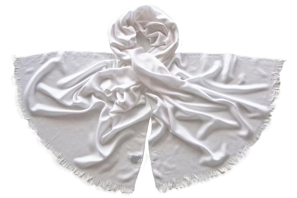 Палантин женский Tranini 1763 белый