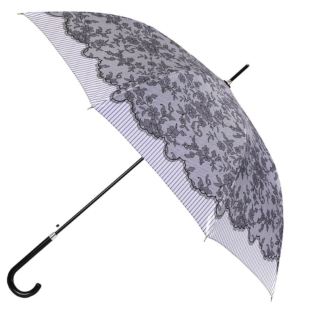 Зонт женский FABRETTI 1729 серый