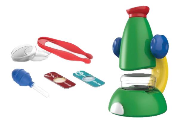 Микроскоп Edu-toys JS003