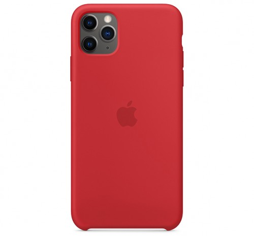Чехол GoodChoice Silicone Case Lux для iPhone 11Pro Max Red  фото