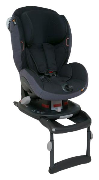 Автокресло 1 BeSafe iZi-Comfort X3 Isofix Midnight Black Melange 528101