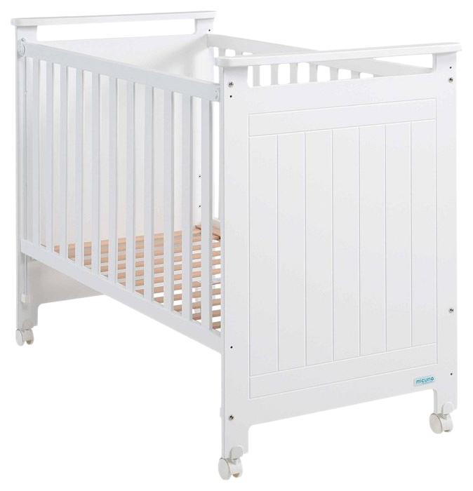 Кровать Micuna Occitane (Микуна) 120*60 white фото