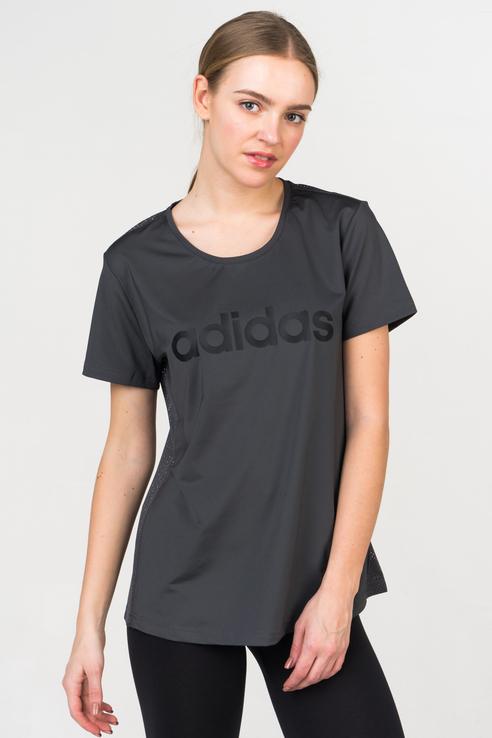 Футболка женская Adidas DU2082 серая L
