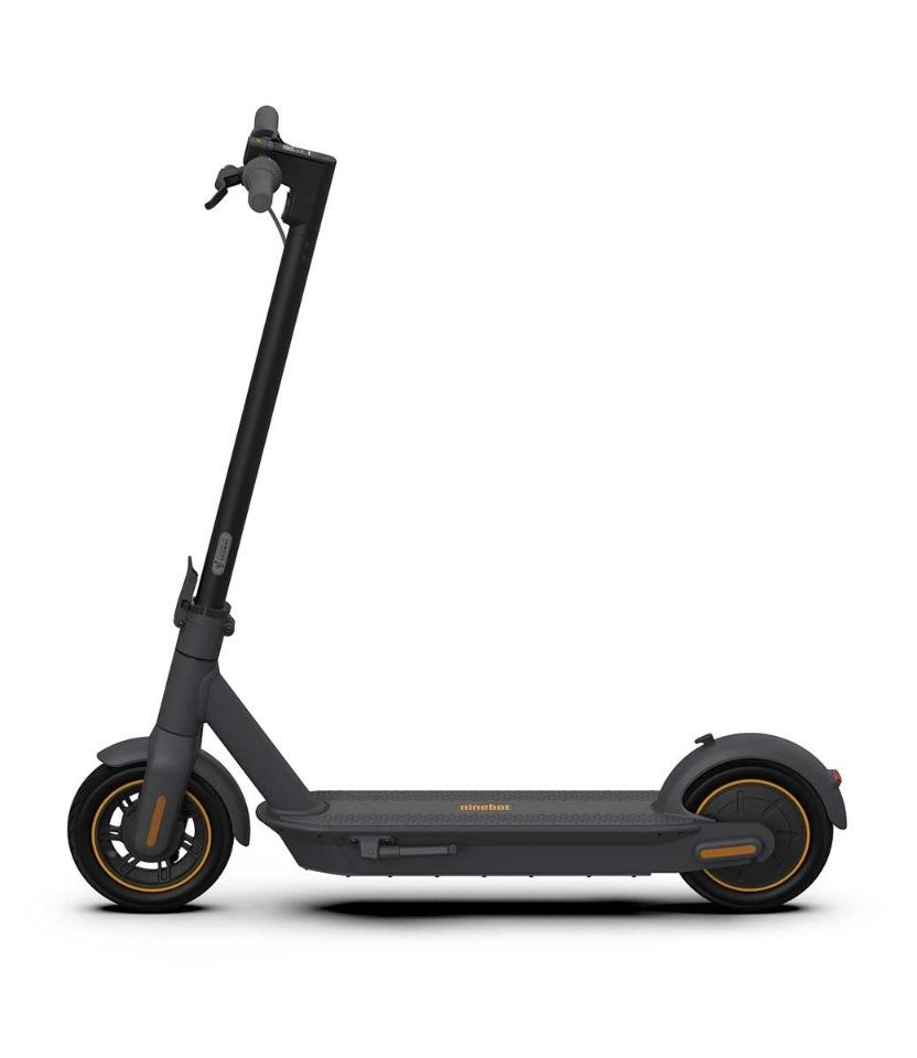 Электросамокат Ninebot KickScooter Max черный