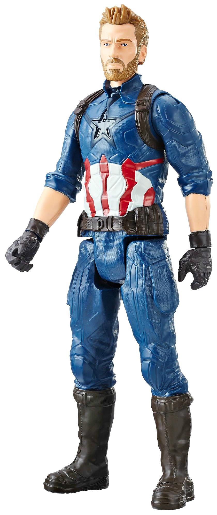 Купить E0570/e1421 фигурка мстители титаны капитан америка, Фигурка персонажа Hasbro Avengers E0570/E1421 МСТИТЕЛИ Титаны Капитан Америка, Игровые наборы