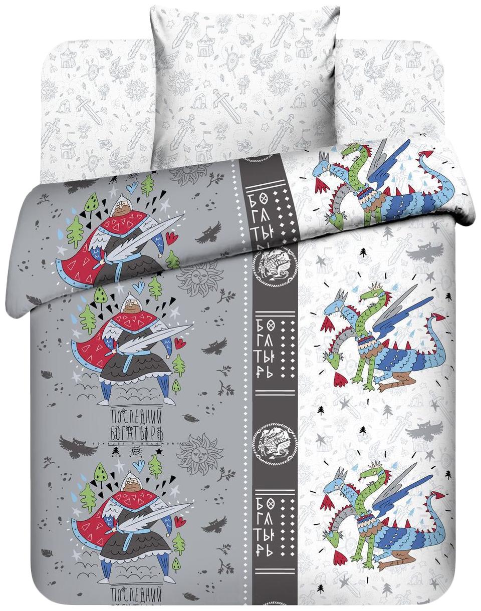 Комплект детского постельного белья Василек Богатырь 7188 фото