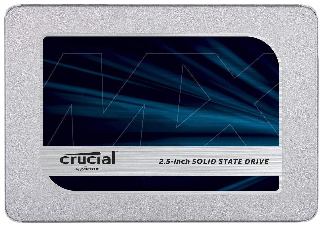 Внутренний SSD диск Crucial MX500 250GB (CT250MX500SSD1N)  - купить со скидкой