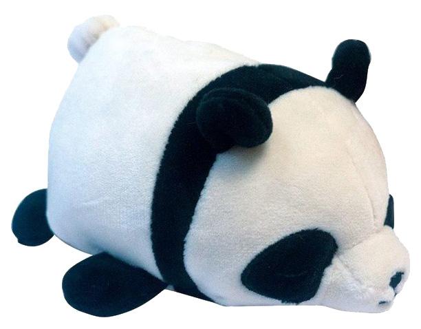 Купить Мягкая игрушка Yangzhou Kingstone Toys Панда 27 см, Мягкие игрушки животные