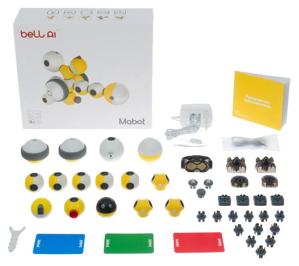 Купить Конструктор пластиковый Mabot MA1002,