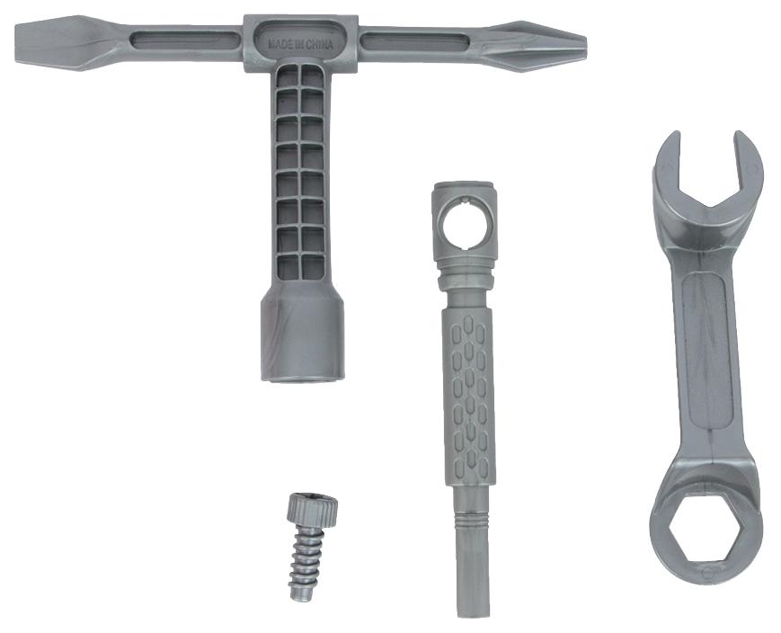 Набор игрушечных инструментов Zhorya Отвёрткин ZYB-B0988