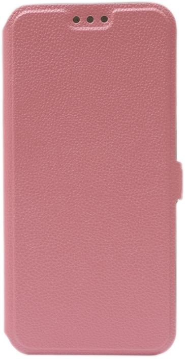 Чехол GOSSO CASES Book Type UltraSlim для Samsung Galaxy J6 (2018) розовый