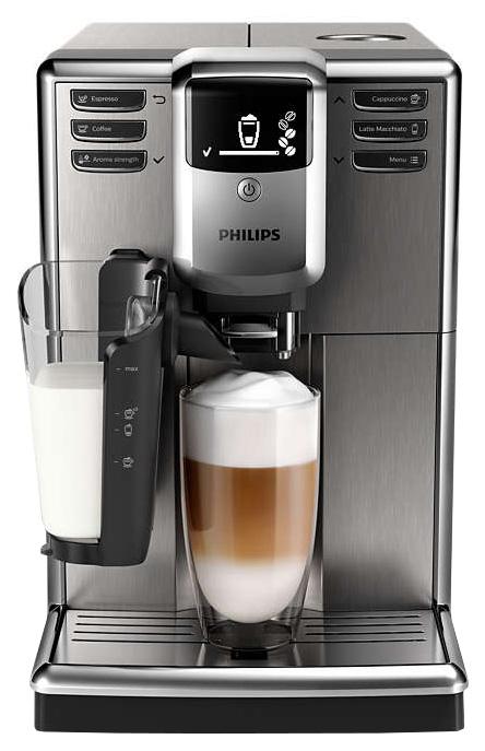 Кофемашина автоматическая Philips LatteGo EP5035/10 фото