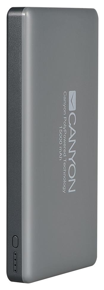 Внешний аккумулятор CANYON CNS TPBP15DG 15000 мА/ч