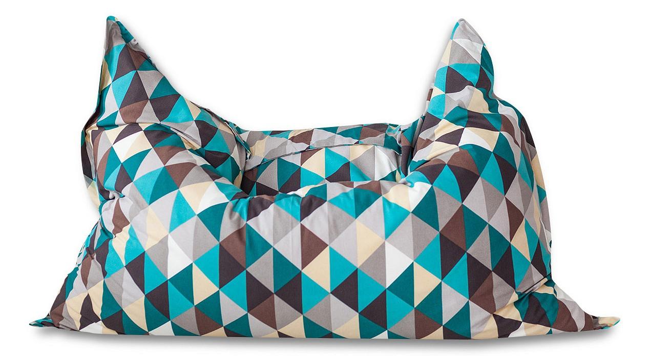 Кресло мешок DreamBag Подушка Изумруд, размер