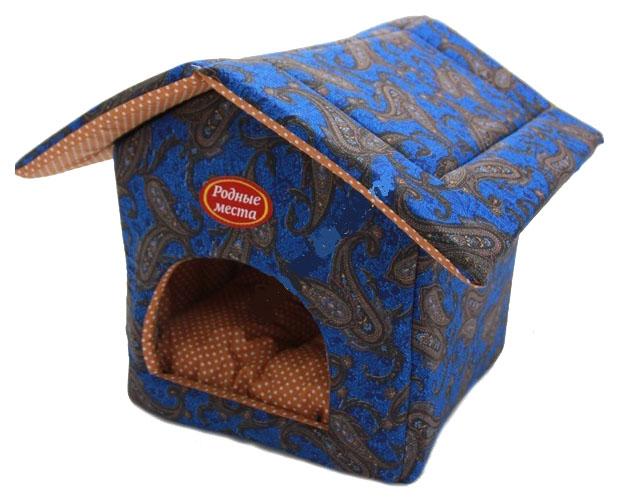 Домик для собак Родные Места Огурцы 32