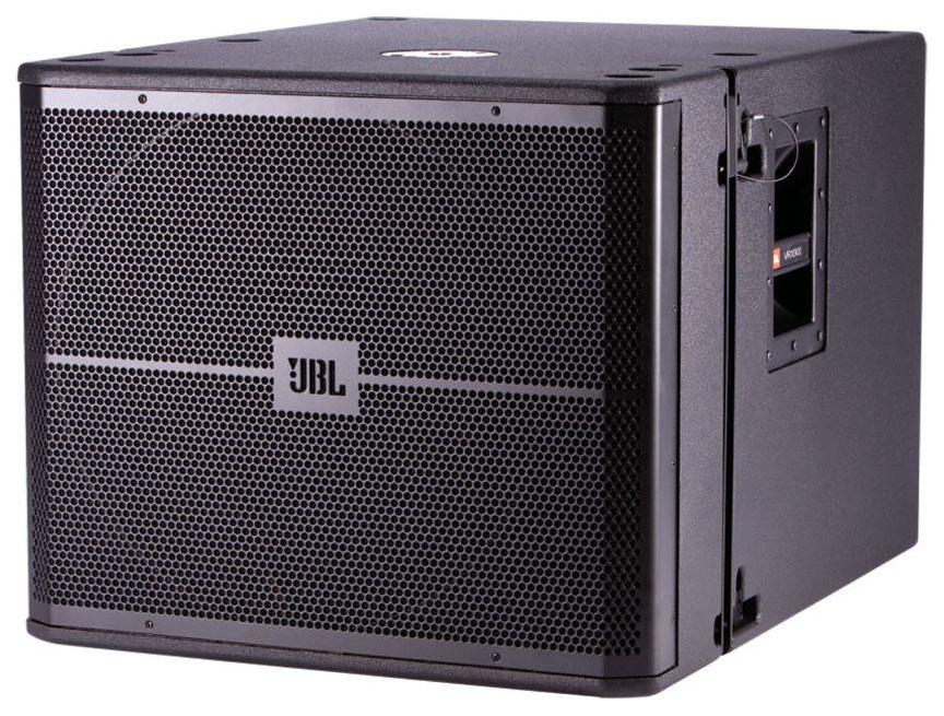 Сабвуфер JBL VRX918S Black