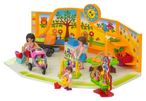 Купить Игровой набор Playmobil Шопинг: Магазин детских товаров, Игровые наборы