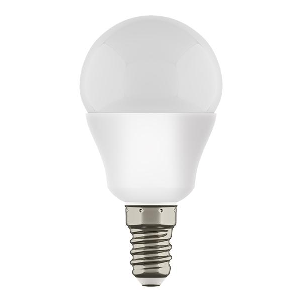Лампа светодиодная Lightstar G45 E14 7W 4200K LED