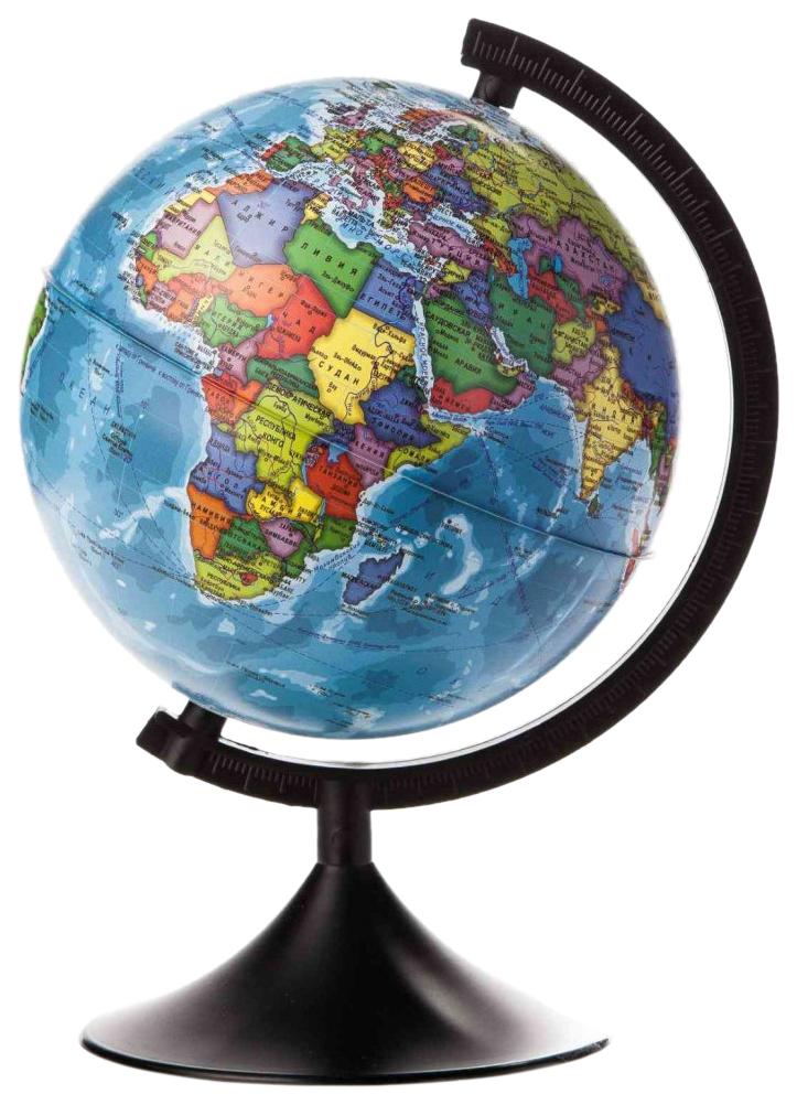 Купить Политический рельефный глобус Globen Классик 21 см, Глобусы