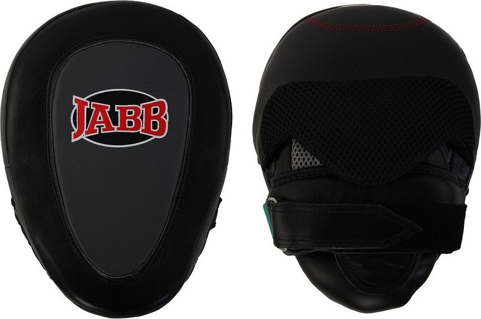 Боксерские лапы Jabb JE 2215 черные