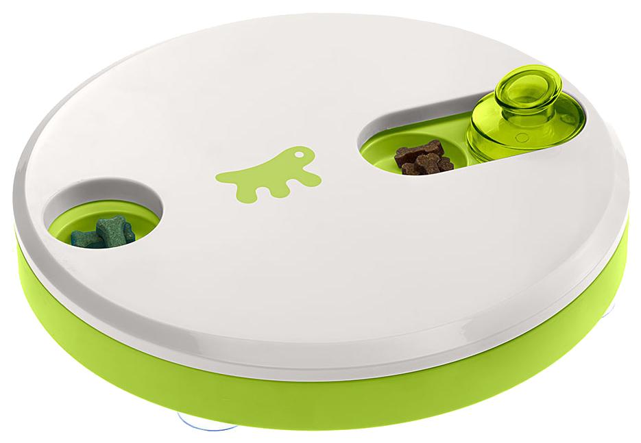Игрушка для кошек Ferplast Duo интерактивная кормушка 24,5x5,8 см 85484099