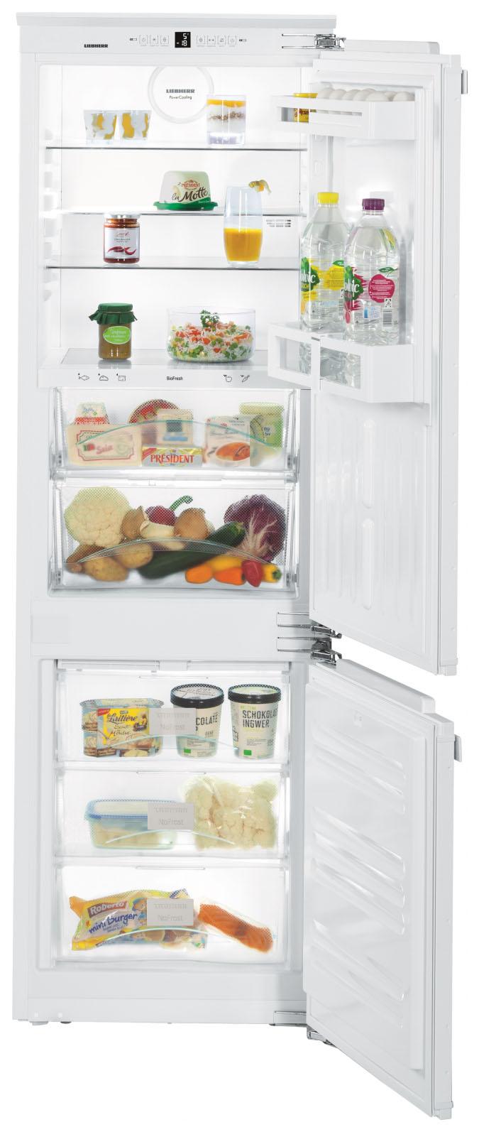 Встраиваемый холодильник LIEBHERR ICBN 3324 21