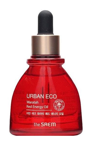 Масло для лица The Saem Urban Eco Waratah Red Energy Oil 30 мл