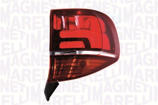 Задний фонарь Magneti Marelli 710815040016