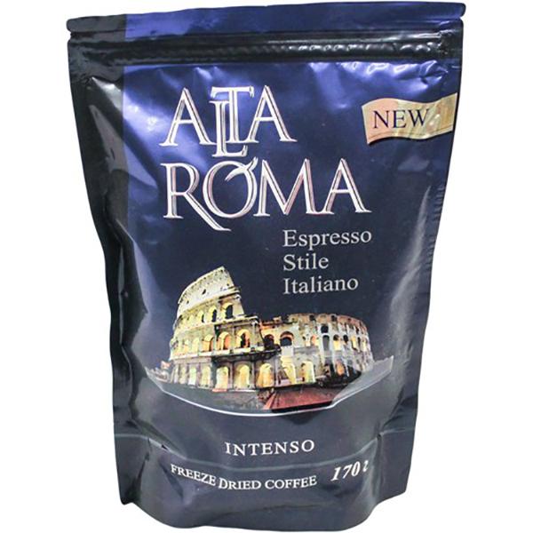 Кофе Alta Roma интенсо растворимый 170 г
