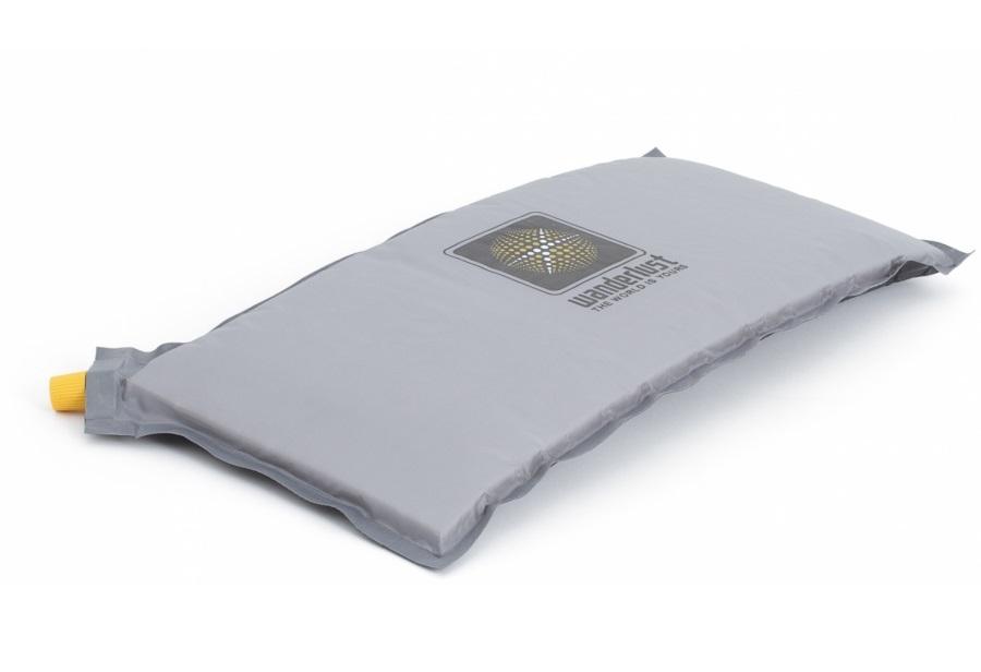 Сиденье туристическое самонадувающиеся Wanderlast  Seat III (серый)