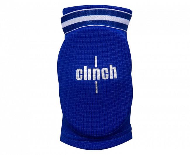 Защита локтя Clinch Elbow Protector синяя S/M