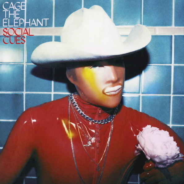 Аудио диск Cage The Elephant Social Cues (CD)