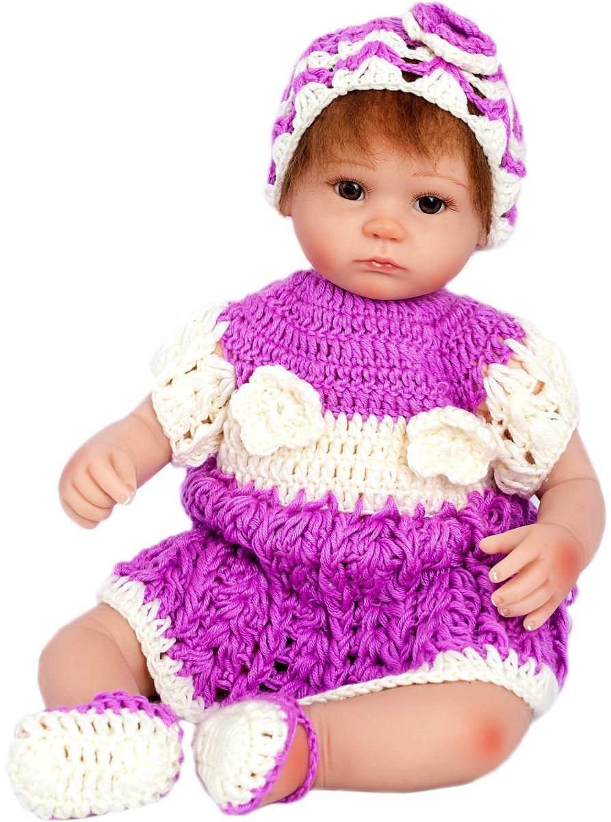 Кукла Reborn-Kids Лизонька 45 см