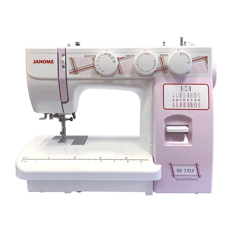 Швейная машина Janome SE 7515 Spesial Edition