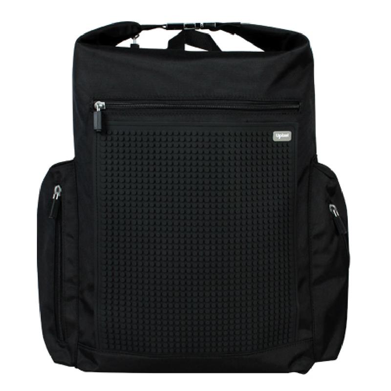 Купить Детский рюкзак Upixel Пиксельный Summoner backpack WY-A040 Черный, Школьные рюкзаки для девочек