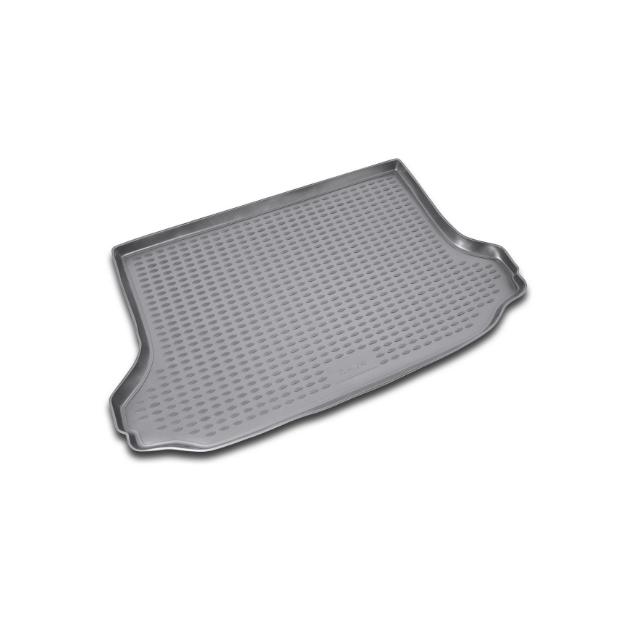 Коврик в багажник Element для TOYOTA RAV4 01/2006-2010, полиуретан, серый