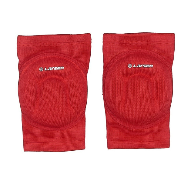 Защитные наколенники Larsen 6755 красные S Junior