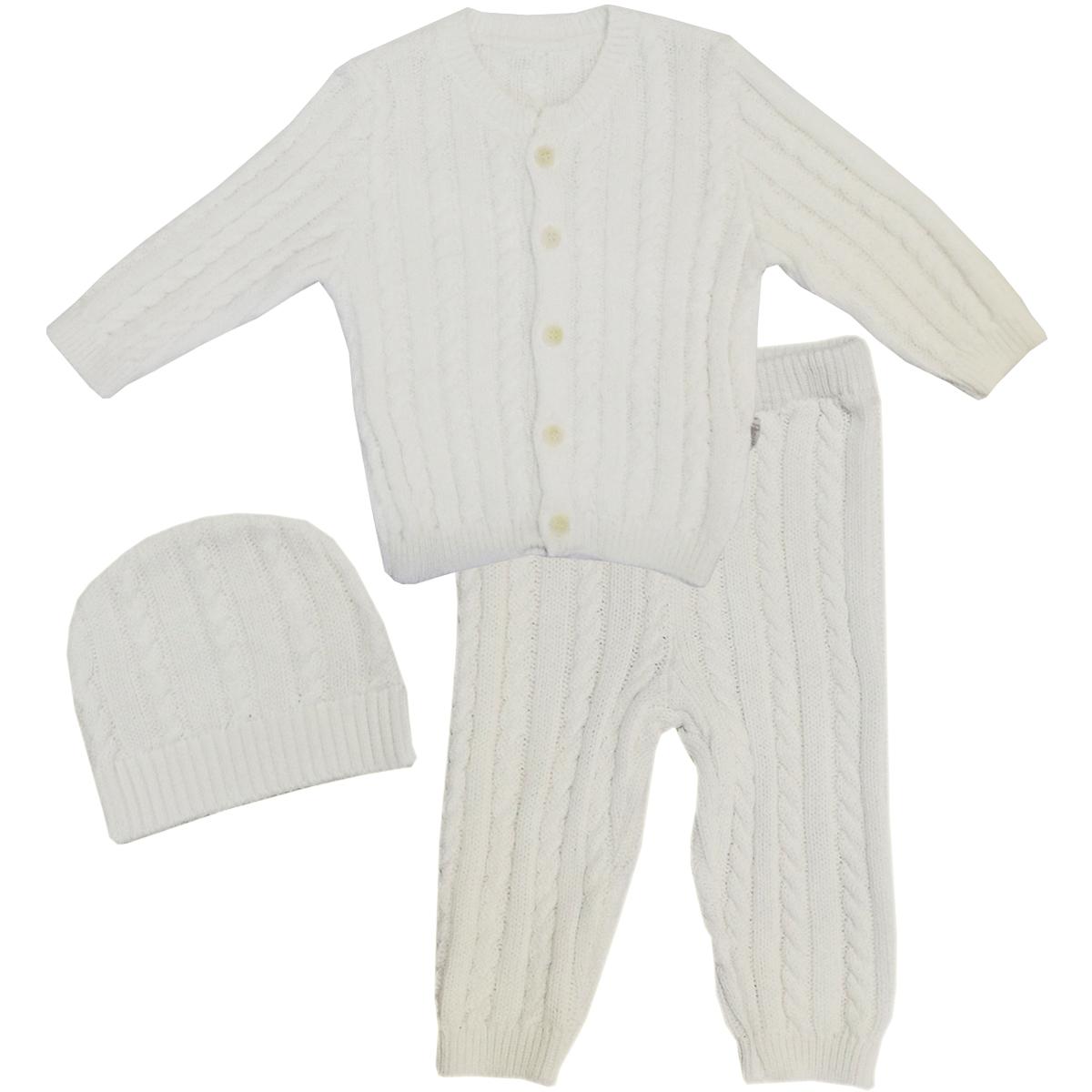 Купить 73-9006, Комплект одежды Папитто, цв. бежевый р.68,